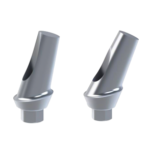 IHS-AI abutment inclinati 15° e 25°