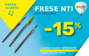 Promo Welcom back frese NTI